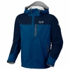 Mountain Hardwear Mens Stretch Typhoon Jacket Empire Blue (Autumn 2012)