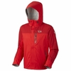 Mountain Hardwear Mens Stretch Typhoon Jacket Bright Red (Autumn 2012)