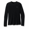 Patagonia Mens Capilene 2 Lightweight Crew Black (Close Out)
