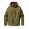 Patagonia Mens Powder Bowl Jacket Tuscan Olive (Autumn 2012)
