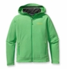 Patagonia Womens Simple Guide Hoody Aloe Green (Spring 2013)