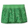 Patagonia Womens Nine Trails Skirt Netta Print: Aloe Green (Spring 2013)