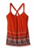 Patagonia Womens T-Back Top Going Native: Paintbrush Red (Spring 2013)