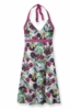 Patagonia Womens Iliana Halter Dress Veronique: Rubellite Pink (Spring 2013)