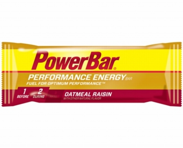 PowerBar Performance Energy Bars Oatmeal Raisin 12 Pack