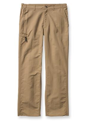 Patagonia Mens Guidewater Pants Retro Khaki (Autumn 2013)