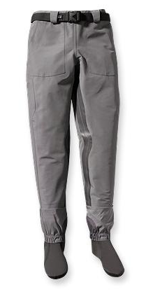 Patagonia Mens Gunnison Gorge Wading Pants Regular Feather Grey (Autumn 2013)
