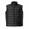 Patagonia Mens Down Sweater Vest Black (Autumn 2013)