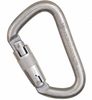 "Omega Aluminum Modified ""D"" Series 1/2 Twist Lock NFPA Bright"
