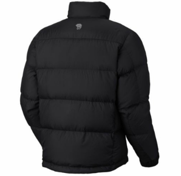 Mountain Hardwear Mens Hunker Down Jacket Black/ Black (Autumn 2012)