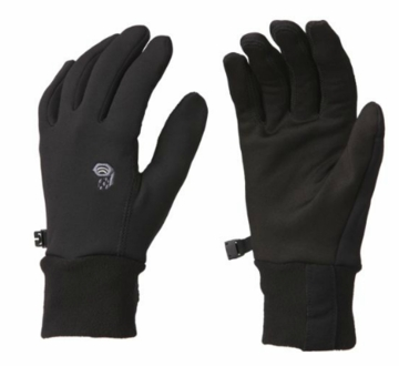 Mountain Hardwear Mens Stimulus Stretch Glove Black (Spring 2013)
