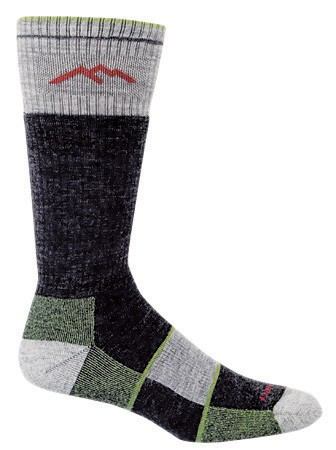 Darn Tough Merino Wool Boot Sock Full Cushion Lime