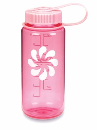 Nalgene Wide-Mouth Water Bottle 16 oz