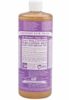Dr. Bronner 32oz Liquid Soap Lavender