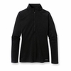Patagonia Womens Capilene 3 Midweight Zip-Neck Black (Close Out)