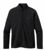 Patagonia Mens Capilene 3 Midweight Zip Neck Black (Close Out)