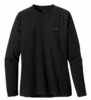 Patagonia Mens Capilene 3 Midweight Crew Black (Close Out)