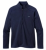 Patagonia Mens Capilene 3 Midweight Zip Neck Classic Navy (Close Out)