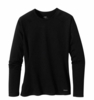 Patagonia Womens Capilene 3 Midweight Crew Black (Close Out)