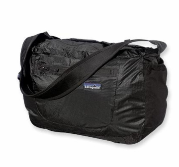 Patagonia Lightweight Travel Courier Black (Autumn 2013)