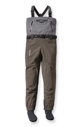 Patagonia Mens Rio Gallegos Waders Regular Alpha Green (Spring 2014)