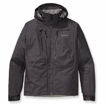 Patagonia Mens River Salt Jacket Forge Grey (Spring 2014)