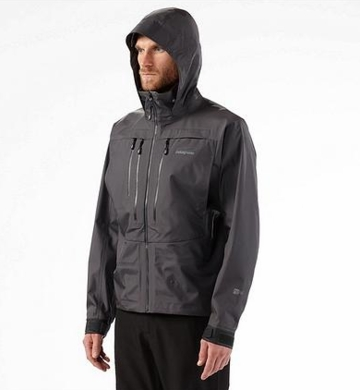 Patagonia Mens River Salt Jacket Forge Grey (Autumn 2013)