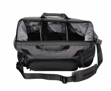 Patagonia Stealth Gear Bag Forge Grey