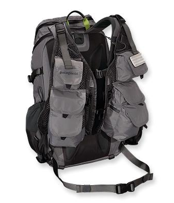 Patagonia Sweet Pack Vest Forge Grey (Autumn 2013)