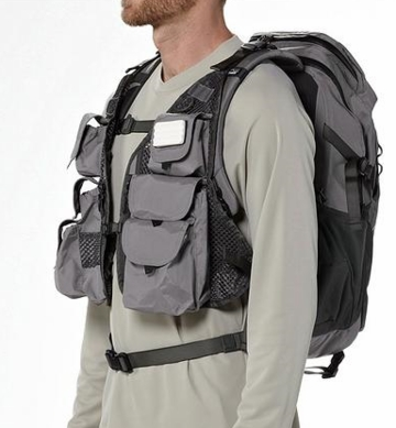 Patagonia Sweet Pack Vest Forge Grey (Spring 2014)