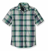 Patagonia Mens Go To Shirt End Grain: Cilantro (Spring 2013)
