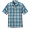 Patagonia Mens Puckerware Shirt Cuddy: Curacao (Spring 2013)