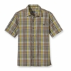 Patagonia Mens Puckerware Shirt Heave To: Chromatic Yellow (Spring 2013)