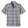 Patagonia Mens Puckerware Shirt Heave To: Tailored Grey (Spring 2013)