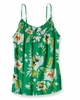Patagonia Womens Sedum Cami Annisa Tropical: Brilliant Green (Spring 2013)