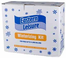 Eastern Leisure Winterizing Kits