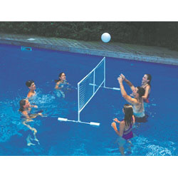 Super Floating Volleyball Game 7 '  Net