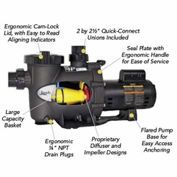 JANDY PLUSHP HI HD PUMP  1.5HP