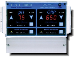 CAT 2000 Automated Controller pH/ORP