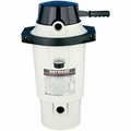 Aboveground Sand Filters