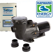 Hayward TriStar Energy Solution Pump - Variable Speed Control for Pro Logic and E-Command 4