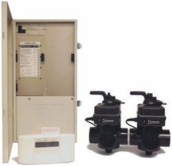 CONTOL SYS W/SUB PANEL& FILTER
