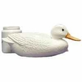 CloriDuck White Floating Chem Feeder
