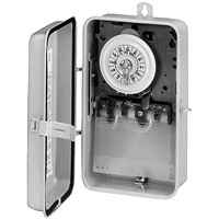 INT T104R 220V Outdoor Time Clock