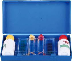 Chlorine/pH Test Kit