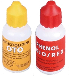 Oto/pH 3/4 ounce Test Kit Refill