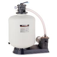 Pro Series Filter - 1 HP w/ Power-Flo Matrix Pump, Twist Lock Cord & Hose Packages