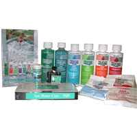 LTM Reserve & Renew Spa Care Kit w/ DVD