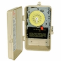 120V-INDOOR/OUTDOOR TIME CLOCK