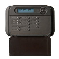 Pro Logic/Aqua Plus Wired Remote Display/Keypad (Spa) - PS16 - Black